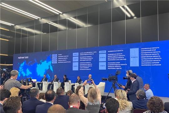 Дмитрий Краснов прокомментировал Национальный рейтинг состояния инвестиционного климата