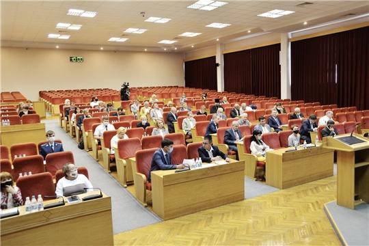 Специалисты Минэкономразвития Чувашии приняли участие в парламентских  слушаниях по вопросу перевода времени в Чувашии