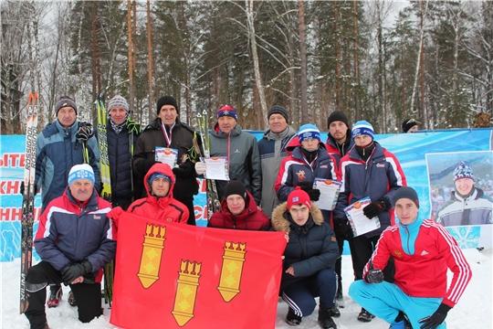 Алатырские лыжники завоевали первые в этом году награды
