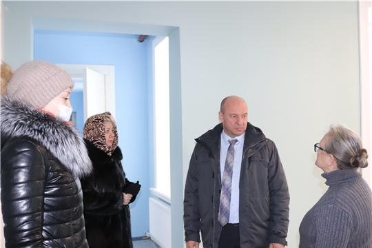 Два учреждения культуры в Алатыре скоро откроются после капремонта
