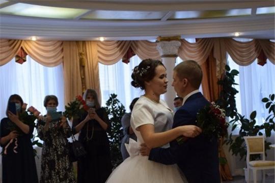 ЗАГС города Алатыря отсчёт начал самым прекрасным семейным событиям