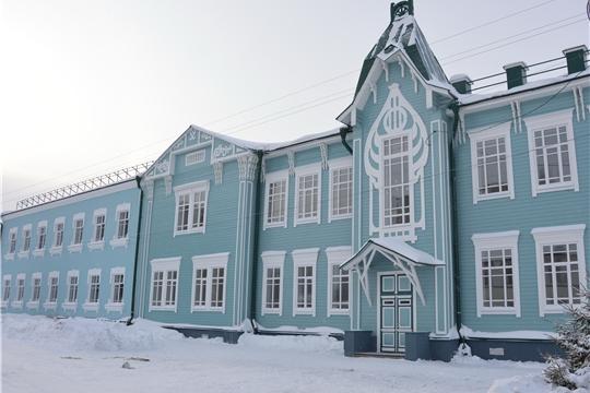 Алатырский краеведческий музей посетил Глава Чувашии О.А. Николаев