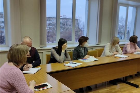 Еженедельное планёрное совещание в администрации города Алатыря
