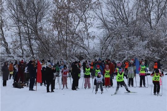Открытие зимнего спортивного сезона в Алатыре