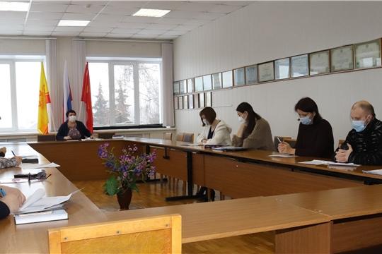 Состоялось очередное заседание межведомственной комиссии по вопросам своевременности и полноты выплаты заработной платы, снижения неформальной занятости