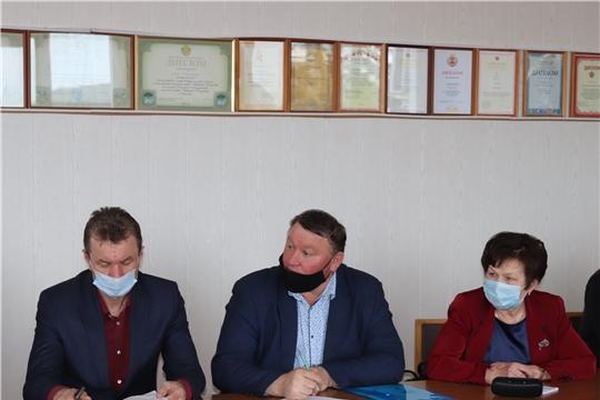 Заседание оргкомитета по подготовке к празднованию 76-й годовщины Дня Победы