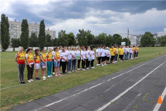 Спартакиада работников образования города Алатыря