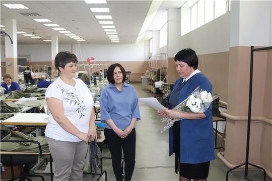 Посещение  ООО «ЛЕКС-ФЭШН»