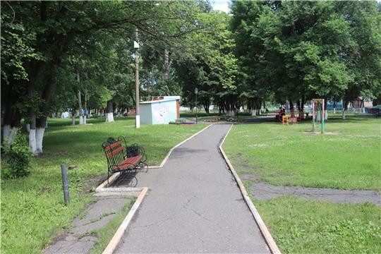 Территория - победитель рейтингового голосования  по федеральной программе «Формирование комфортной городской среды».