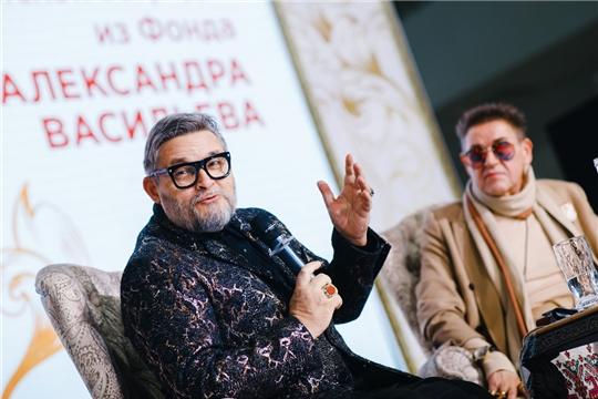 «Модный разговор» с Александром Васильевым