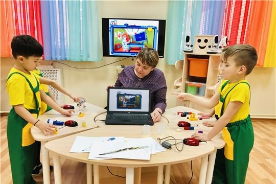 Столичные дошкольники осваивают цифровые технологии