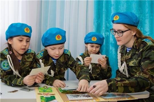 Детские сады столицы участвуют в марафоне мероприятий памяти строительства всечувашского объекта обороны