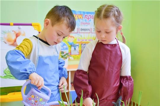 Юные защитники природы: детские сады столицы продолжают активно принимать участие во Всероссийском природоохранном проекте