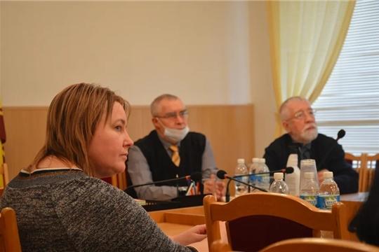 Начальник управления образования администрации города Чебоксары провёл лекцию для сотрудников Чувашского республиканского института образования