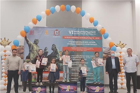 Юные шахматисты столичной школы № 62 стали победителями и призерами шахматных соревнований