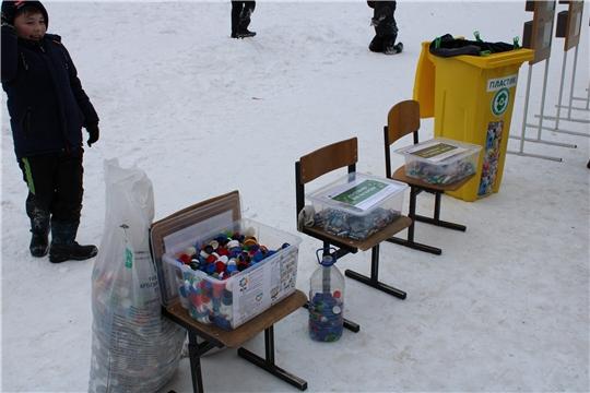 """Волонтерский эко-отряд """"Шаг вперед"""" столичной школы № 55 провел акцию """"Экологический выходной"""""""
