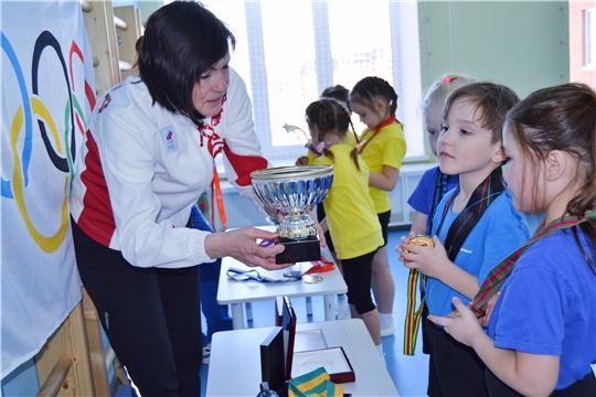 В детских садах города Чебоксары проходит Всемирный день здоровья