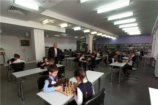 В Чебоксарах подведены итоги муниципального этапа республиканской олимпиады по шахматам