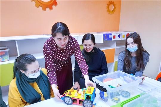 Детские сады столицы участвуют в профориентационной работе студентов