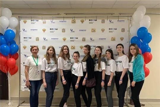 Чебоксарские школьники стали призёрами заключительного этапа всероссийской олимпиады школьников по экологии