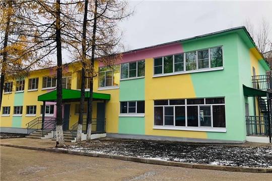 В Чебоксарах планируется провести капитальный ремонт 11 детских садов