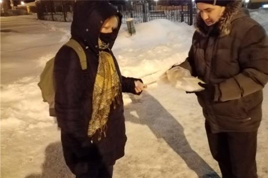Мобильные группы в Чебоксарах не выявили нарушений во время рождественских служб