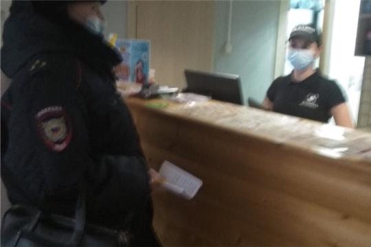 В Чебоксарах два дня подряд в магазинах и кафе не обнаруживают нарушения ограничительных мер