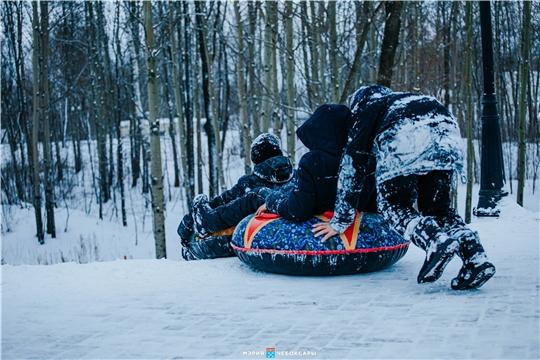 Тюбинг в Чебоксарах: где кататься и как это делать правильно