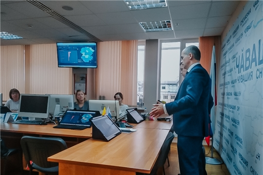 Алексей Ладыков: «Благодаря информации, которая аккумулируется в ЦУР, мы сможем предупреждать возможные  проблемы»