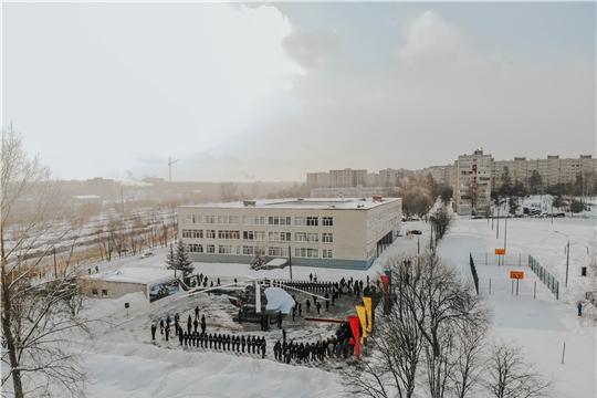 В годовщину вывода войск из Афганистана в Чебоксарах открылся мемориал-музей подвигу вертолета Ми-8
