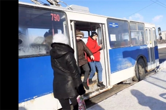 Продолжается контроль масочного режима в Чебоксарах