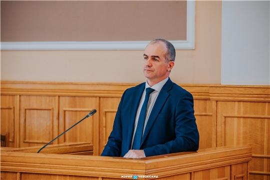 Алексей Ладыков рассказал об итогах 2020 года в Чебоксарах