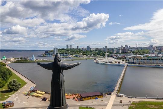 Чебоксары первые в ПФО и четвертые в России по уровню комфорта для жизни