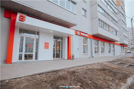 Чебоксарские магазины сети «Магнит» нарушают правила благоустройства
