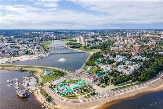 Чебоксары станут частью туристического проекта «Яркие выходные в Приволжье»