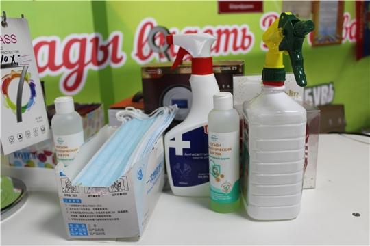 В городе Канаш реализуется комплекс мероприятий по предупреждению распространения новой коронавирусной инфекции