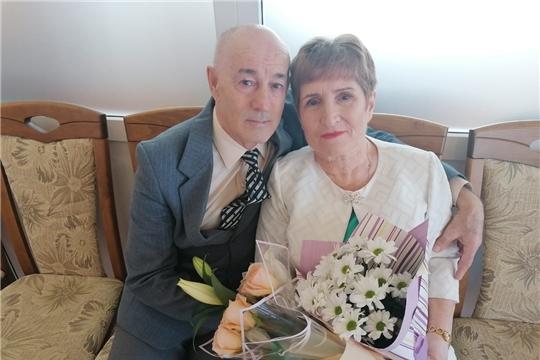 Супруги Кирилловы Виктор Павлович и Валентина Александровна отпраздновали золотую свадьбу!