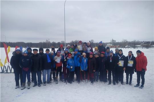 Город Канаш почтил память прославленного спортсмена-земляка Владимира Воронкова соревнованиями по лыжным гонкам