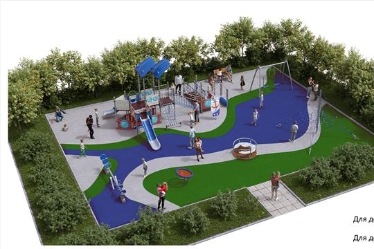 Разработаны и загружены на платформу для голосования дизайн-проекты общественных территорий города Канаш, планируемых к благоустройству  в 2022 году