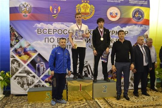 Воспитанники спортивных секций города Канаш- победители и призеры Всероссийских соревнований по спортивной борьбе