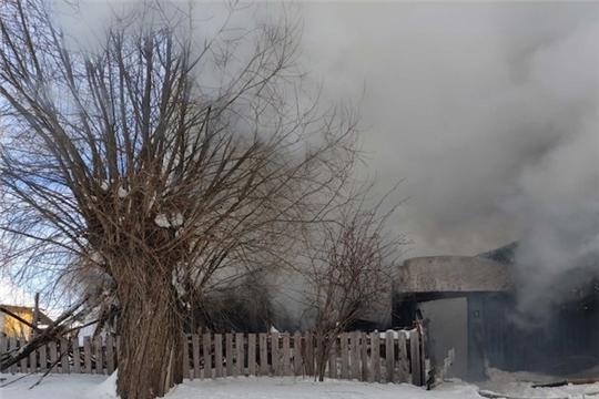 За минувшие сутки в республике огнеборцы ликвидировали 8 пожаров