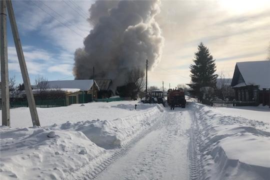 Неосторожное обращение с огнем – основная причина пожаров!