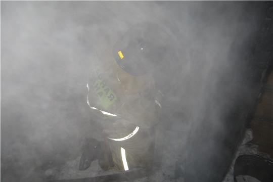 За минувшие сутки в республике зарегистрировано 8 пожаров