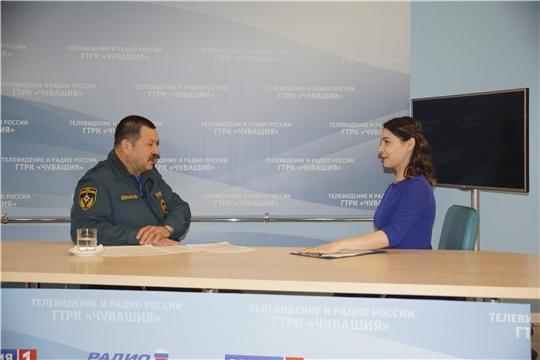 Вести. Интервью на чувашском языке/ГТРК Чувашии