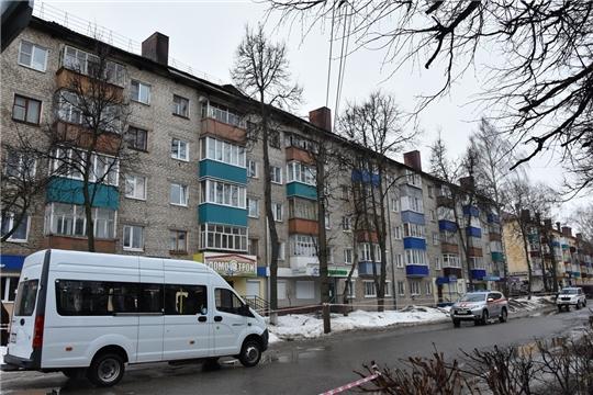 На помощь жителям горевшего дома в Канаше будет направлено свыше 3 млн рублей из резервного фонда Правительства республики
