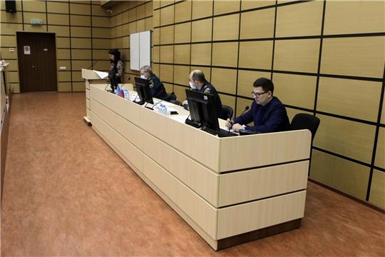 В АГЗ МЧС России состоялся семинар по вопросам организации и ведения гражданской обороны
