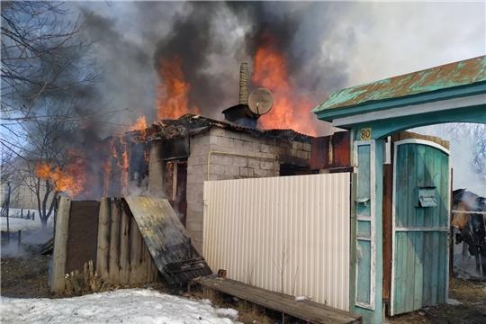 Оперативная обстановка по пожарам за минувшие сутки