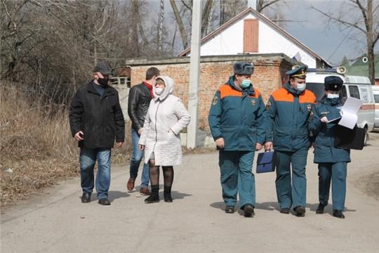 Усиливается работа МЧС России по борьбе с несанкционированными палами сухой растительности