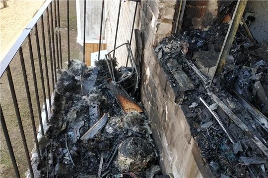 Вчера огнеборцы 21 раз выезжали на тушение пожаров