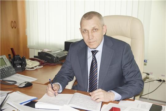 26 апреля председатель ГКЧС Чувашии проведет личный прием граждан